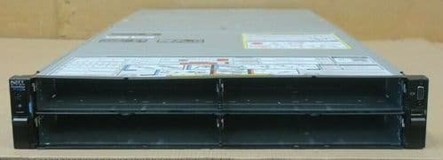 Dell PowerEdge FX2S Switched Rackmount 4-Node Blade Server Chassis + 2x PSU